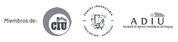 Miembros de CIU (Camara Inmobiliaria Uruguaya), Cámara Inmobiliaria Punta del Este - Maldonado, ADIU